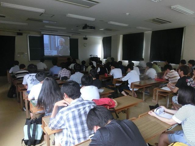 「公害」を知らない学生に「公害のデパート」と呼ばれた歴史と課題を伝える  来年3月で撤退の常葉大富士キャンパスで講義_f0141310_07411710.jpg