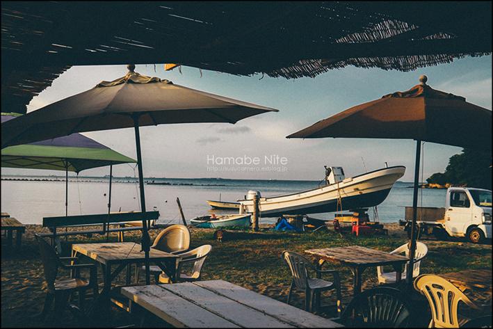 浜辺にて_f0100215_19011198.jpg