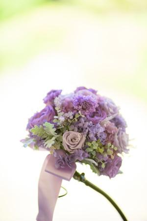 自分で手作りするブーケ 感謝のきもちとお花直し ホテルハーヴェスト旧軽井沢の花嫁さまより_a0042928_10532755.jpg