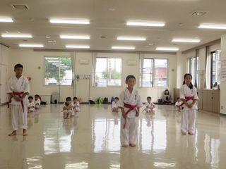 前田教室・手稲教室 夏期昇級審査会_c0118332_22243213.jpg
