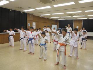 前田教室・手稲教室 夏期昇級審査会_c0118332_22243811.jpg