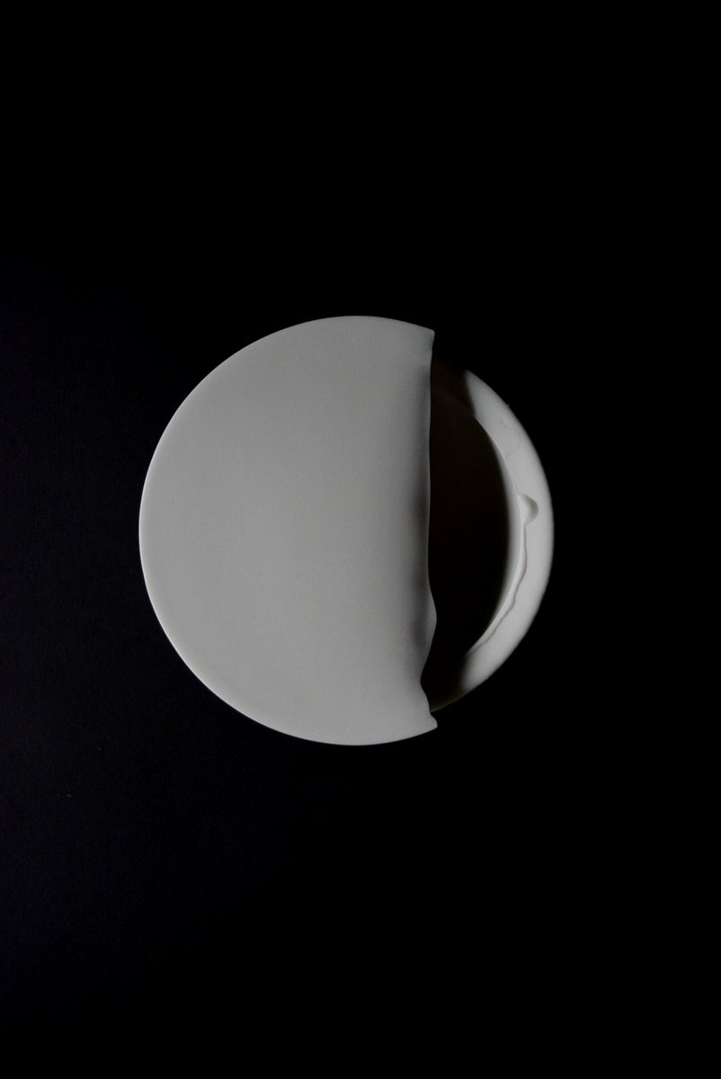 「 白石陽一展 土の現象 」 hollow_d0087761_1222625.jpg