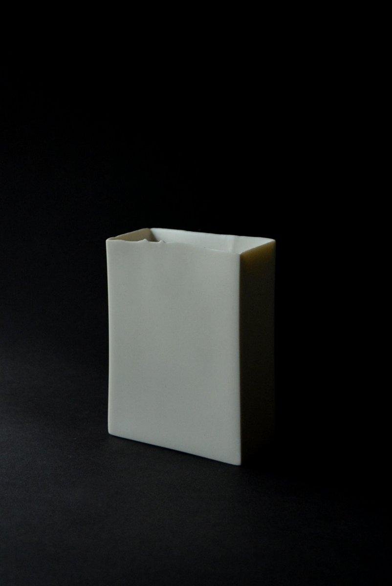 「 白石陽一展 土の現象 」 hollow-2_d0087761_150135.jpg