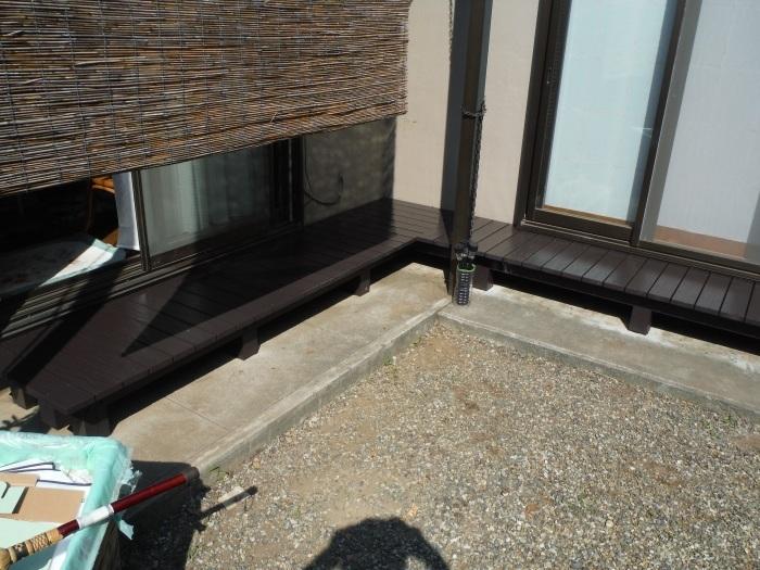 濡れ縁の塗装 ~ 小さな工事ですがお願いできないでしょうか。_d0165368_02092975.jpg