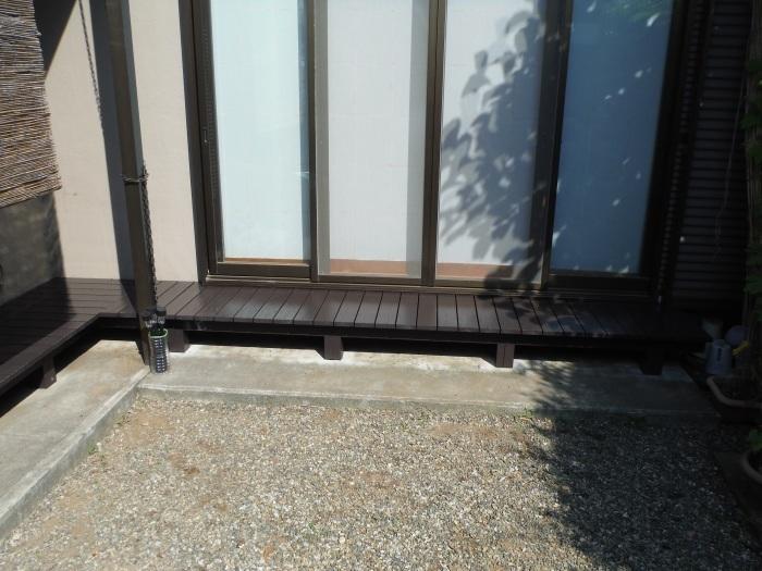 濡れ縁の塗装 ~ 小さな工事ですがお願いできないでしょうか。_d0165368_02093610.jpg