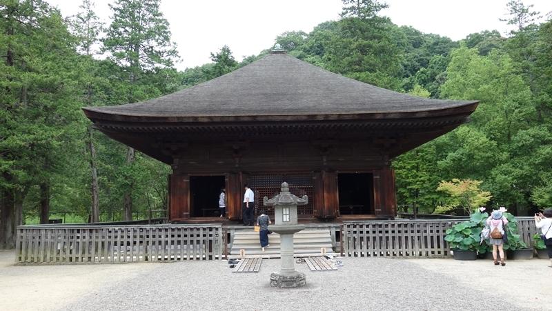 ご近所巡礼:番外 白水阿弥陀堂(いわき市)//蓮の咲く頃に_b0018682_17234925.jpg