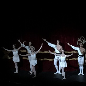 Royal BalletのThe Dreamを観る_f0238789_20070502.jpg