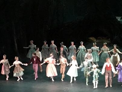 Royal BalletのThe Dreamを観る_f0238789_20070518.jpg