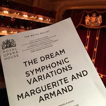 Royal BalletのThe Dreamを観る_f0238789_20070580.jpg