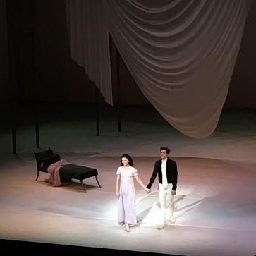 Royal BalletのThe Dreamを観る_f0238789_20351222.jpg