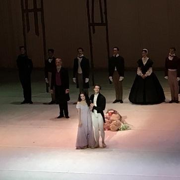 Royal BalletのThe Dreamを観る_f0238789_20351309.jpg