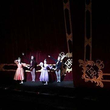 Royal BalletのThe Dreamを観る_f0238789_20352070.jpg