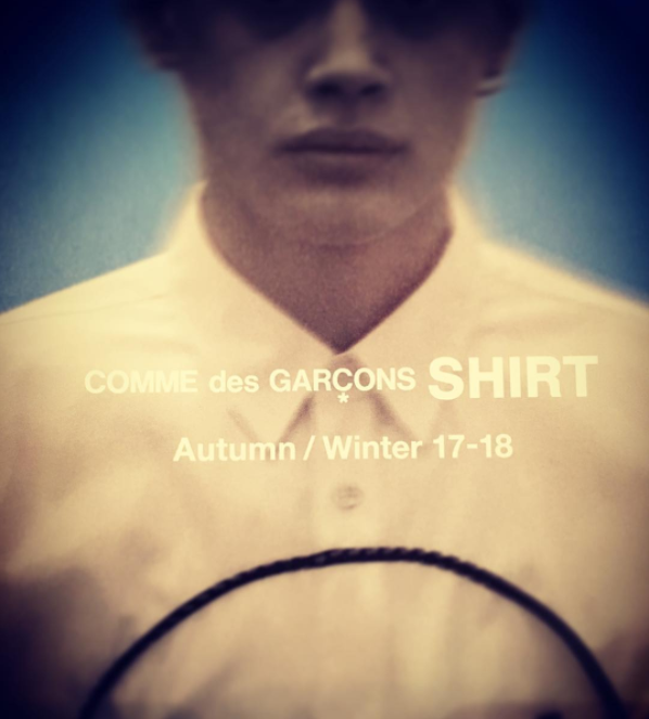SOPHNET., UE & CdG SHIRT, boys 2017 A/W COLLECTION START!!_c0079892_1917566.png