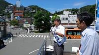 稲田・蓮舫辞任、森友新事実発覚―、ここ2、3日も政局は激動しています_c0133503_1228544.jpg