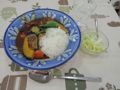 おいしい夏野菜カレー★_f0223914_22153345.jpg