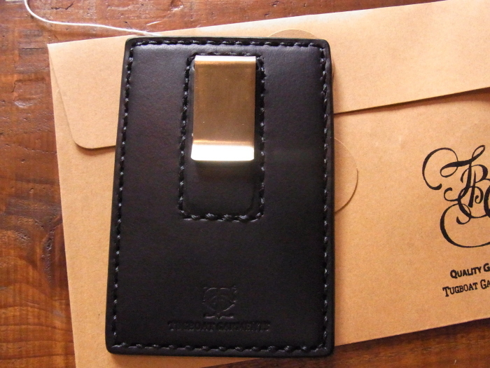 Saddle Leather Money Clip_d0179518_15200488.jpg
