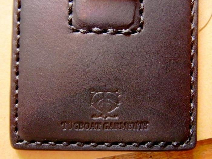 Saddle Leather Money Clip_d0179518_15212881.jpg