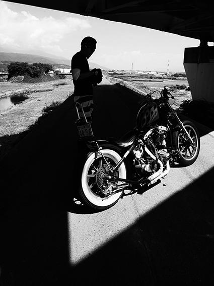 君はバイクに乗るだろう VOL.142_f0203027_07511155.jpg