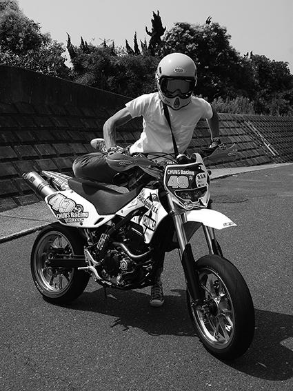 君はバイクに乗るだろう VOL.142_f0203027_07511278.jpg