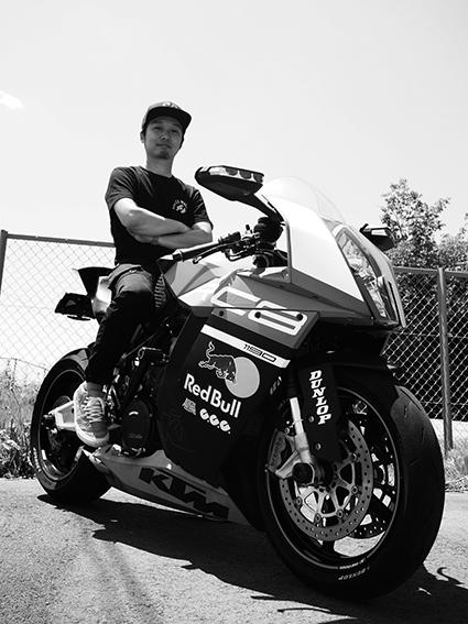 5COLORS「君はなんでそのバイクに乗ってるの?」#119_f0203027_08015224.jpg