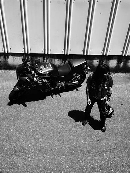 5COLORS「君はなんでそのバイクに乗ってるの?」#119_f0203027_08015232.jpg