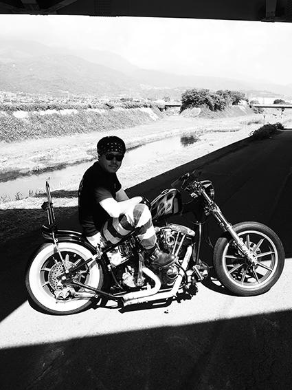 5COLORS「君はなんでそのバイクに乗ってるの?」#119_f0203027_08015272.jpg
