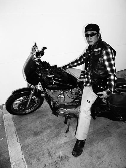 5COLORS「君はなんでそのバイクに乗ってるの?」#119_f0203027_08015359.jpg