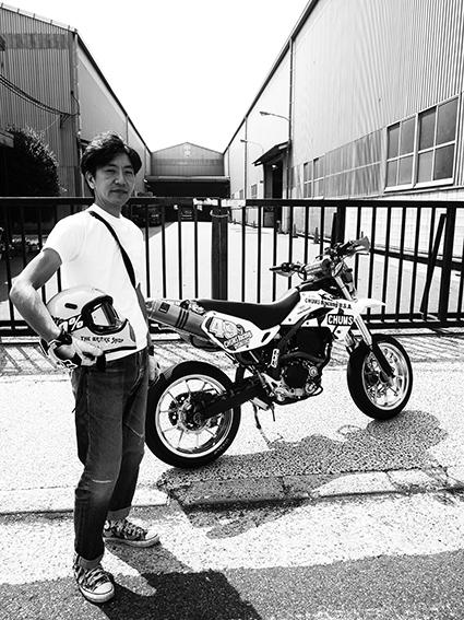 5COLORS「君はなんでそのバイクに乗ってるの?」#119_f0203027_08015360.jpg