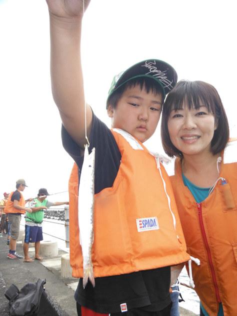 釣り教室ダブルヘッダー1、用宗広野公園_f0175450_18551232.jpg