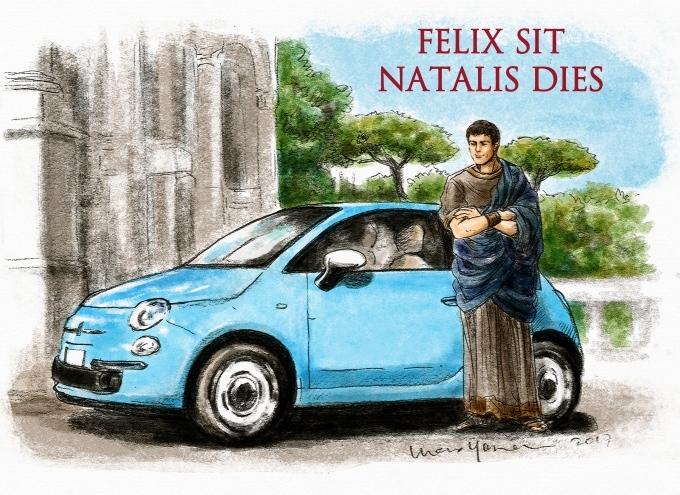 Fiat 500 10周年_a0087957_20223391.jpg