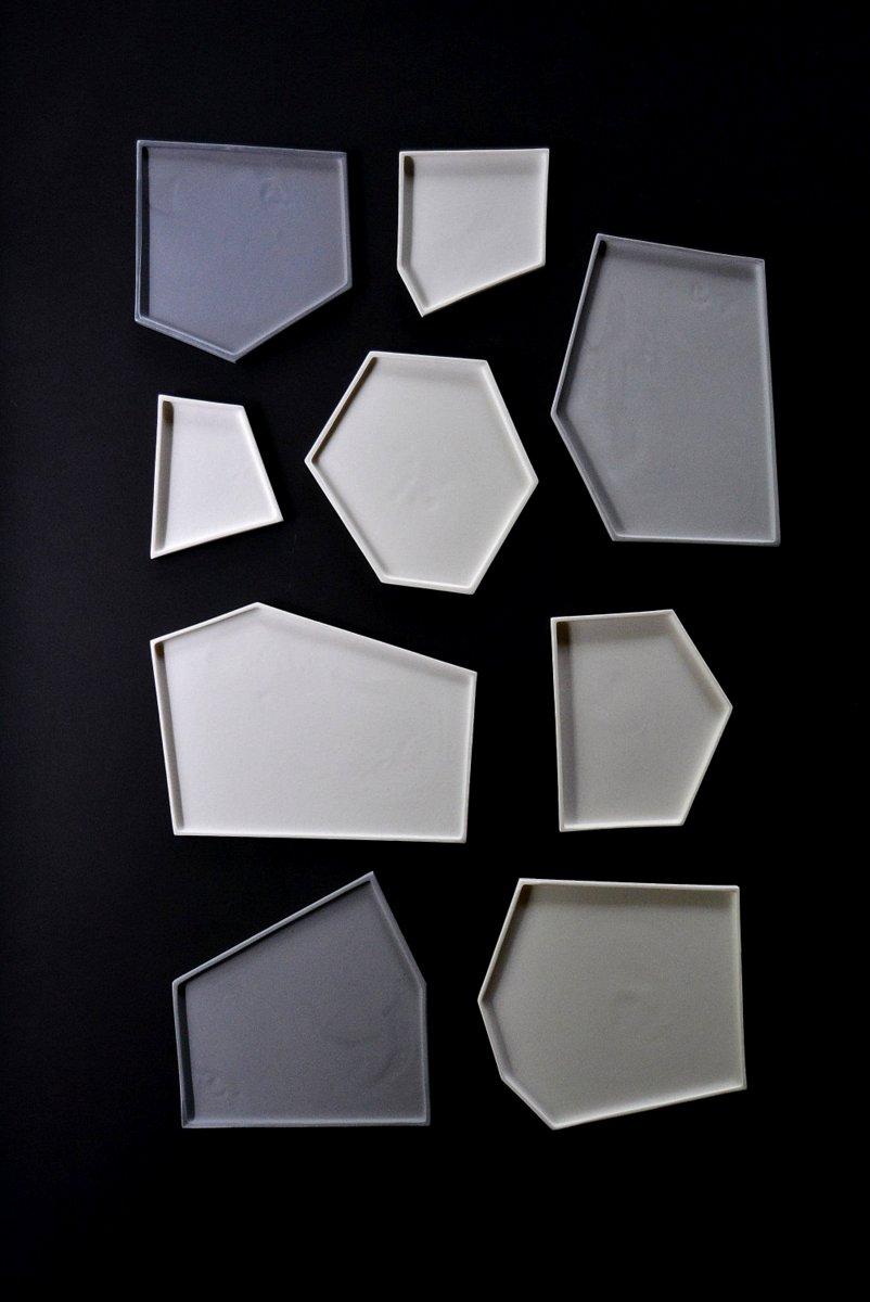「 白石陽一展 土の現象 」 plate_d0087761_030164.jpg