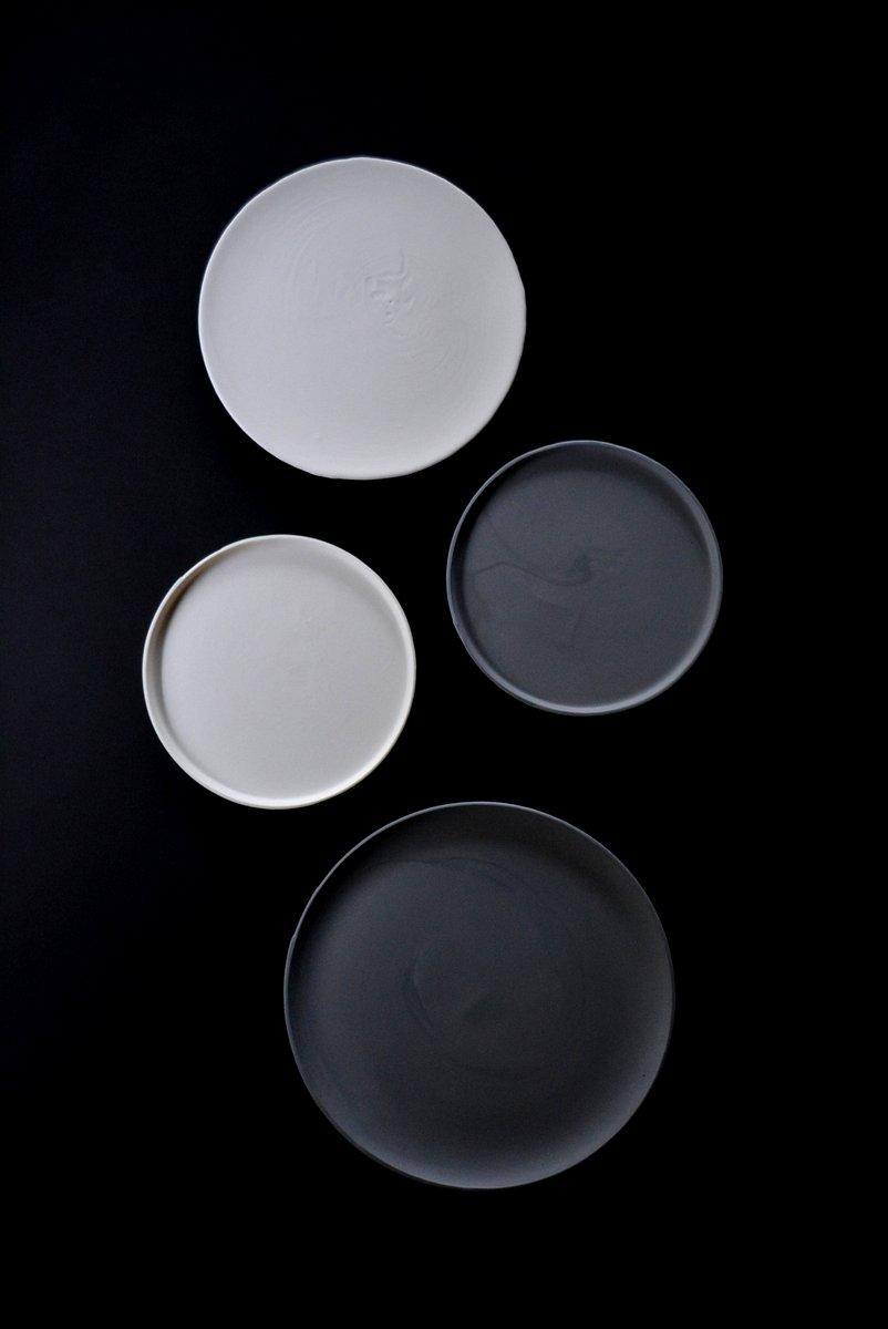 「 白石陽一展 土の現象 」 plate_d0087761_030391.jpg