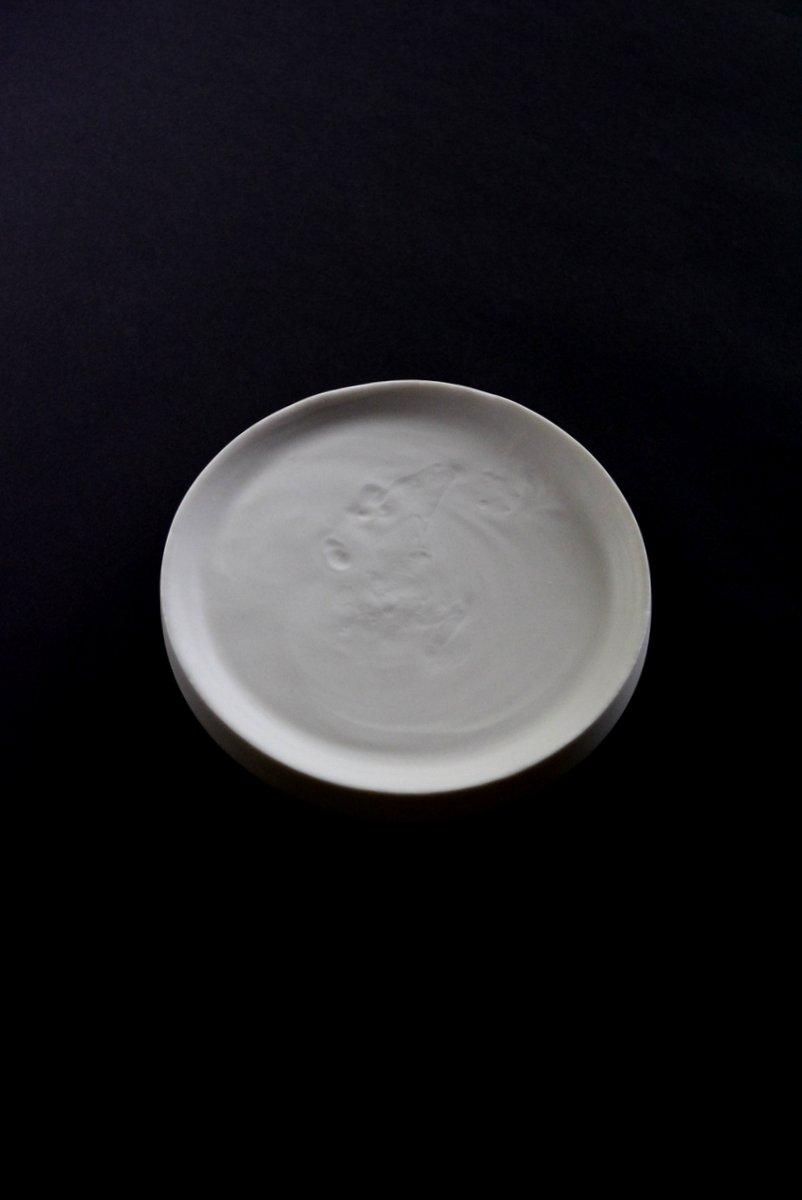 「 白石陽一展 土の現象 」 plate_d0087761_031644.jpg