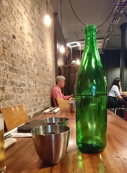 パリのビストロ韓国料理♪_b0060363_11585202.jpg