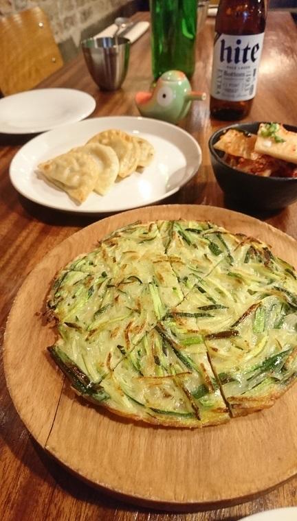 パリのビストロ韓国料理♪_b0060363_11591096.jpg