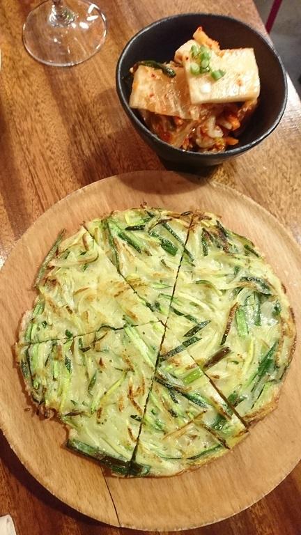 パリのビストロ韓国料理♪_b0060363_13203671.jpg