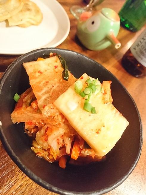 パリのビストロ韓国料理♪_b0060363_13212028.jpg