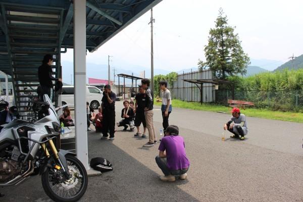7月25日イワサキ走行会 開催レポート_b0163075_15391858.jpg