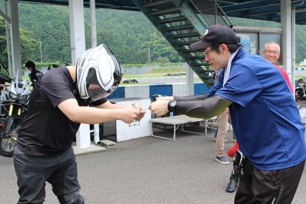 7月25日イワサキ走行会 開催レポート_b0163075_15404686.jpg