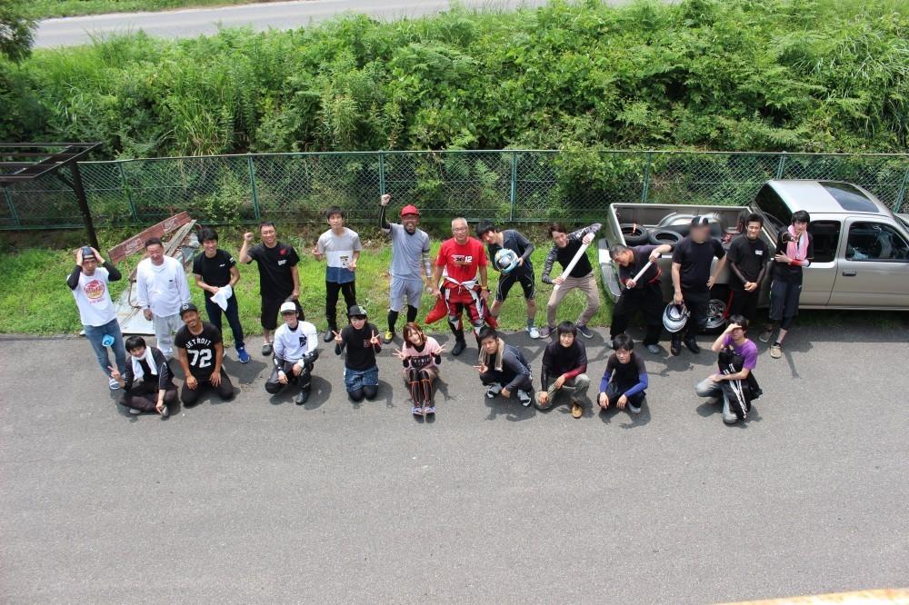 7月25日イワサキ走行会 開催レポート_b0163075_15470893.jpg