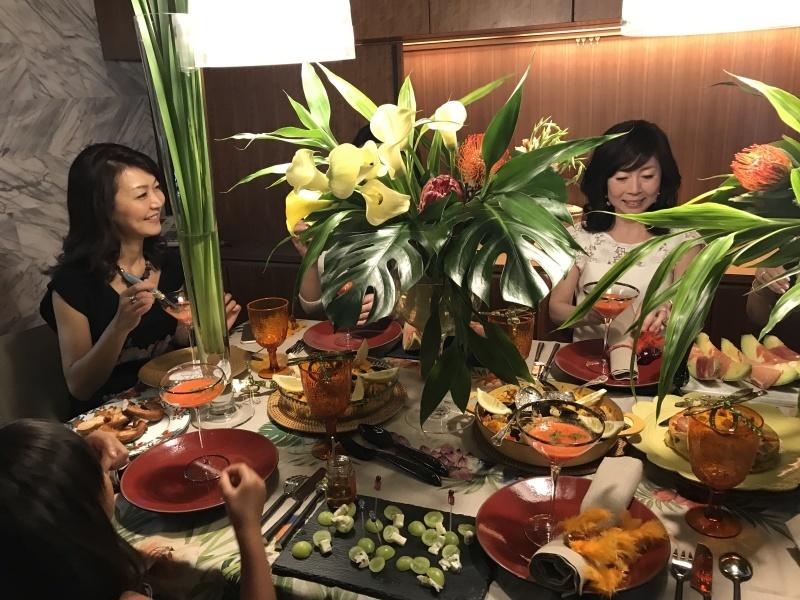 夏のおもてなし(料理編)_c0366777_00013420.jpg