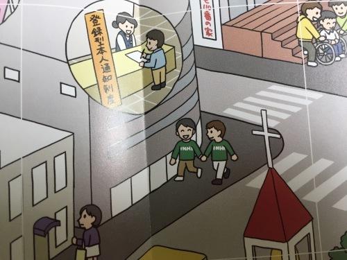 福山市の人権啓発冊子に同性カップルイラスト_c0345785_08444519.jpg