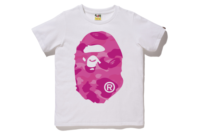 COLOR CAMO BIG APE HEAD TEE_a0174495_14380539.jpg