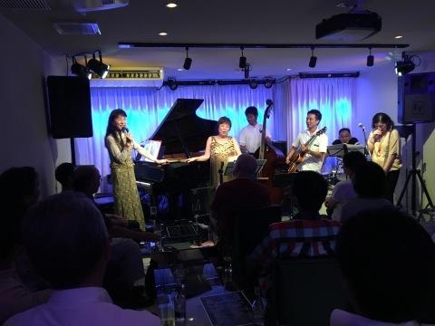 Jazzlive comin 広島  本日土曜日のジャズライブ! と 8月のライブスケジュール_b0115606_12032095.jpg