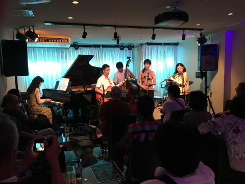 Jazzlive comin 広島  本日土曜日のジャズライブ! と 8月のライブスケジュール_b0115606_12033445.jpg