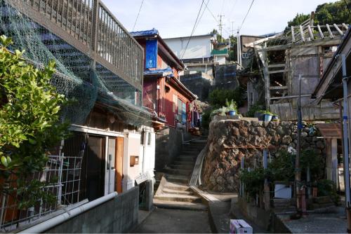 海界の村を歩く 鵜来島(高知県)_d0147406_04494974.jpg