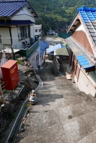海界の村を歩く 鵜来島(高知県)_d0147406_04495110.jpg