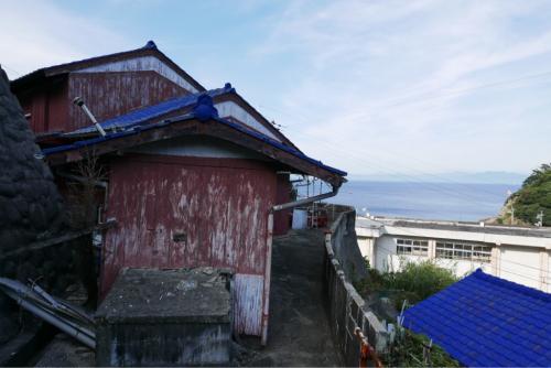 海界の村を歩く 鵜来島(高知県)_d0147406_04495239.jpg