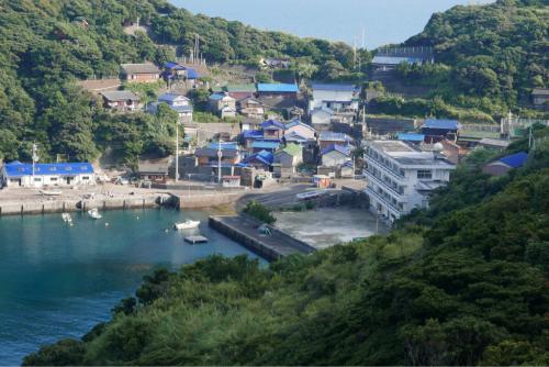 海界の村を歩く 鵜来島(高知県)_d0147406_04495310.jpg