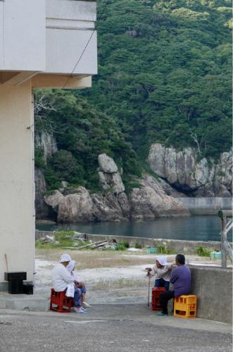 海界の村を歩く 鵜来島(高知県)_d0147406_05011361.jpg